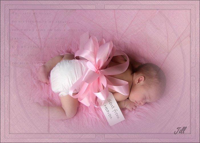 К рождению дочери поздравления
