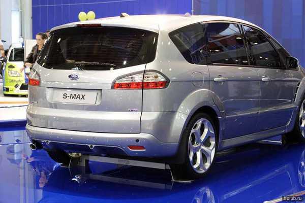 ford s-max выбор тормозных колодок
