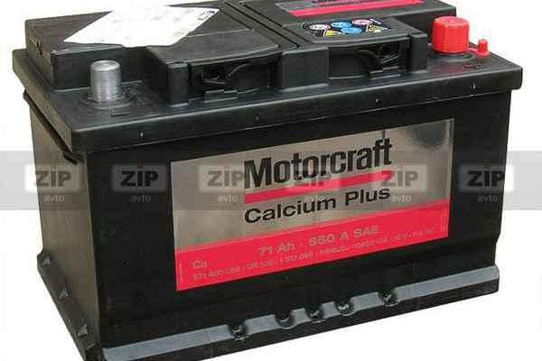 аккумуляторы motorcraft -278/17/175 60 ач ford аналоги