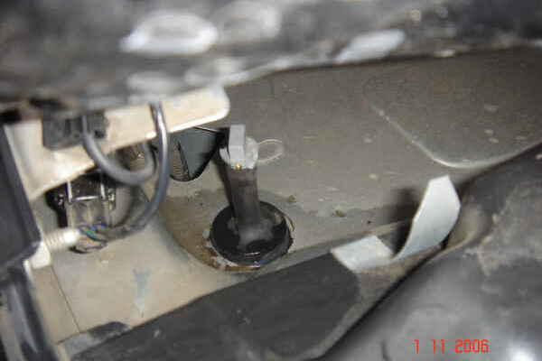 Снять бачок омывателя на форд с макс фото 157-189