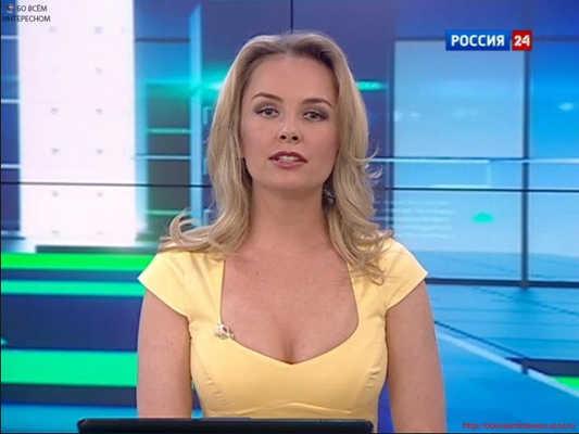 ведущие женщины телеканала россия 24 фото