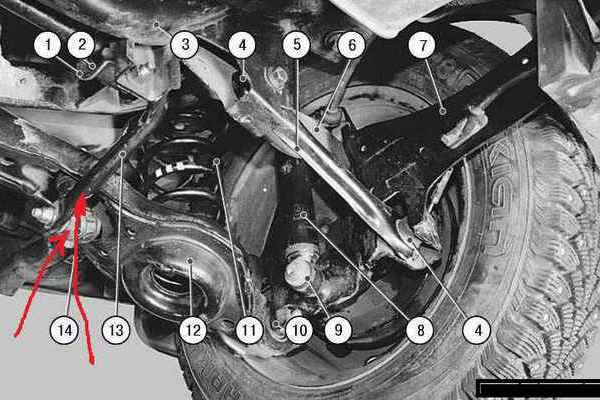 Как проверить подвеску форд фокус 2 самому - Leksco.ru