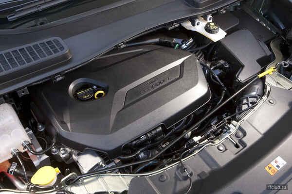 хар-ки двигателя 2,0 ford escape 2013