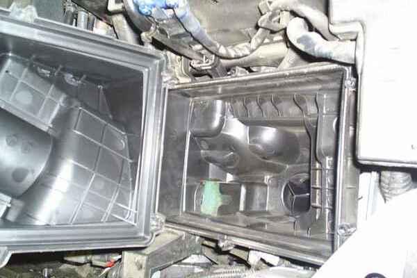 Замена салонного фильтра на хендай солярис хэтчбек 2014 года рестайлинг