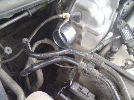 заглушить клапан коллектора ford s-max дизель