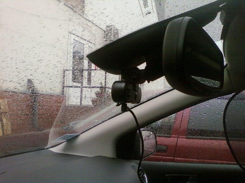 Незаметный видеорегистратор автомобильный