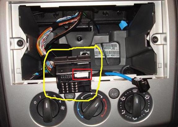 Как снять штатную магнитолу? (с. 9) / FF2 Доп.оборудование и запчасти / Focus 2 - FFClub