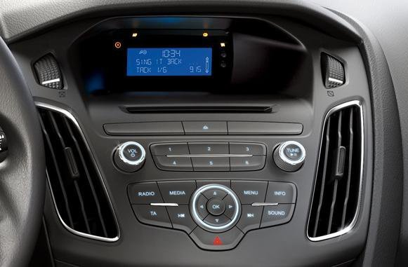 конфигурация sony ford focus 2