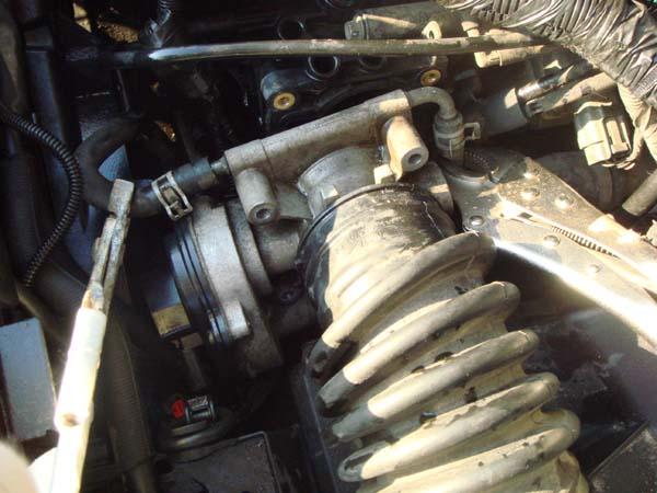 чистка дроссельной заслонки ford c-max 2006