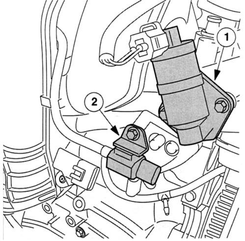 ...2110, двигатель 21083) при пуске холодного двигателя обороты сразу.