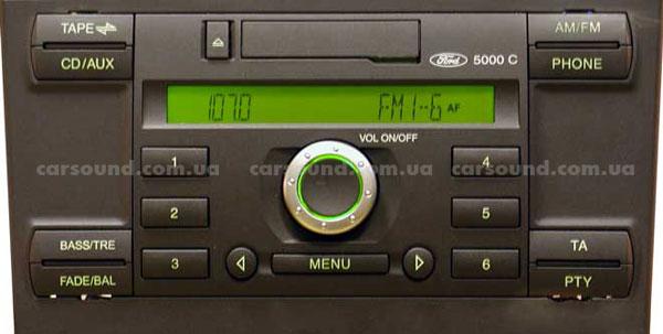 Вопрос к тем, кто поменял Ford 6000CD на Sony MP3 (все дорестайл): при установке с разьемами надо .  Эл. схемы...