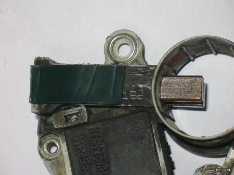 Щетки генератора на форд фокус2