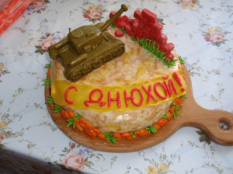 Красивое поздравление с днем рождения военному