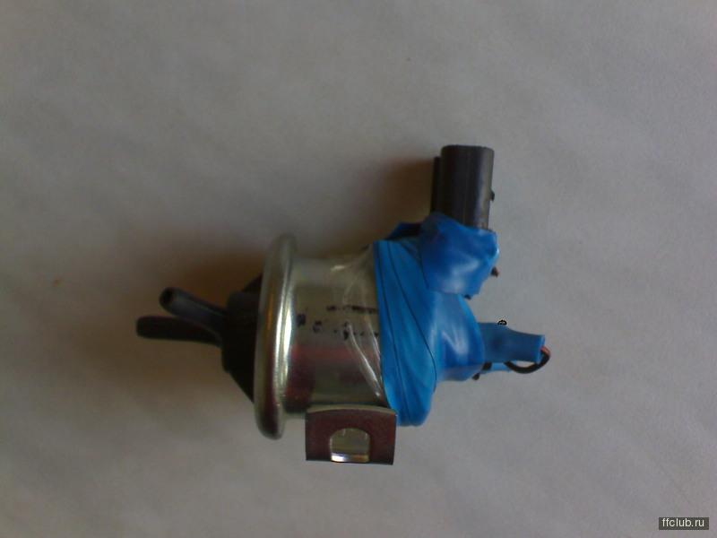 электромагнитный клапан заслонок завихрения ford s-max 2008