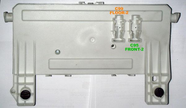 Модуль GEM в Форд Фокус 2 РЕСТАЙЛ (после 2008 года) .