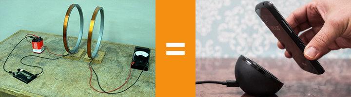 Беспроводная зарядка своими руками запрещенная технология 24