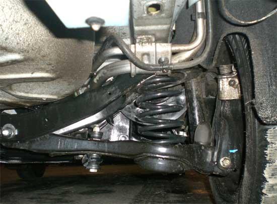 Ремонт ходовой форд фокус 1
