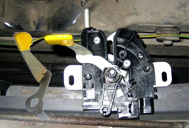 Замена замка в форд мондео фото 599-234