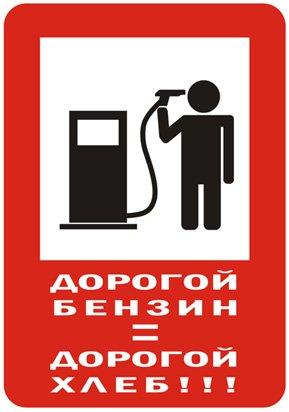 Почему бензин в США дешевле, чем в России? Специальная глава для либералов