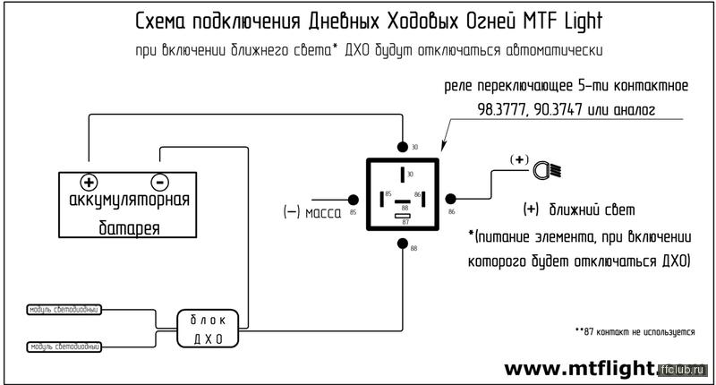 реле (электромагнитное 12V