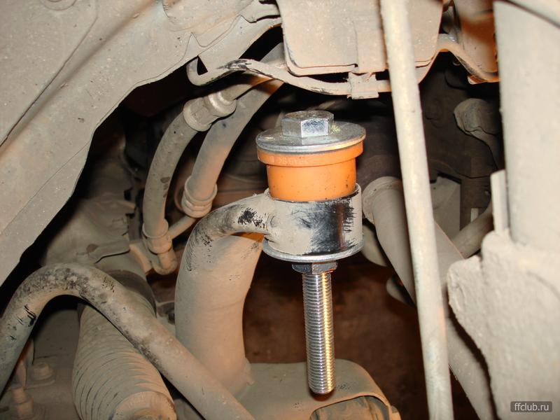 Болт ы сайленблока подрамника форд мондео 2