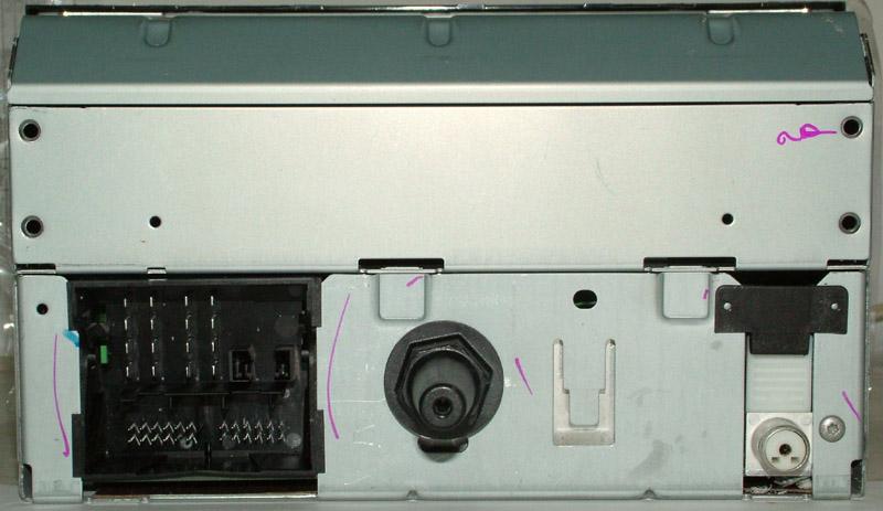 Инструкция К Штатной Магнитоле Ford 6000 Cd