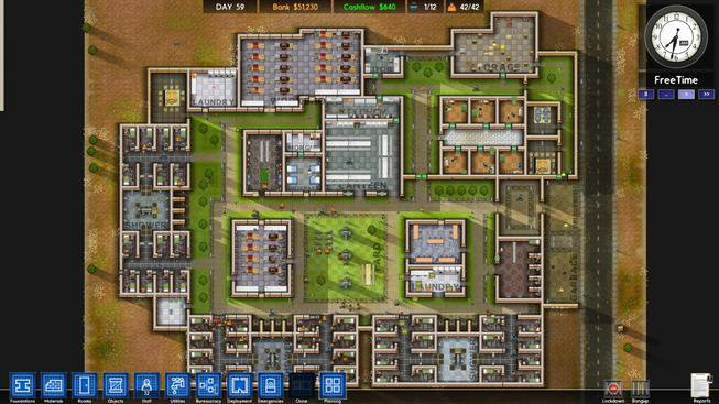 скачать игру архитектор тюрьмы на русском