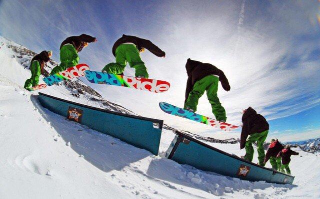 Как сделать сноуборд с фотографиями