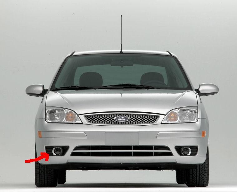 как буксировать форд фокус 2 спереди фото