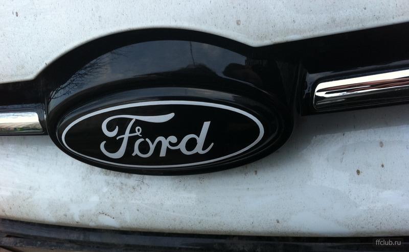 Эмблема с подсветкой форд фокус2 цена
