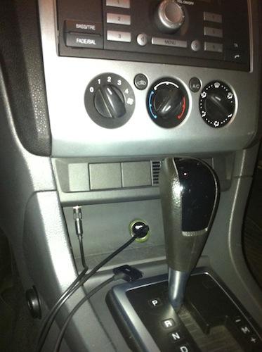 Подключение Aux разъема - Страница 2 - Дополнительное оборудование и запчасти - Ford Club Ukraine