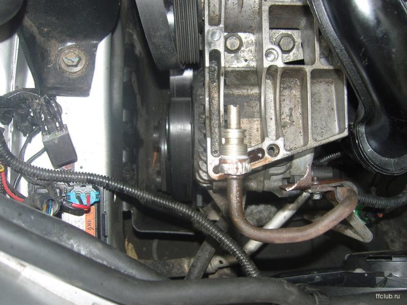 Замена гур форд фокус 2