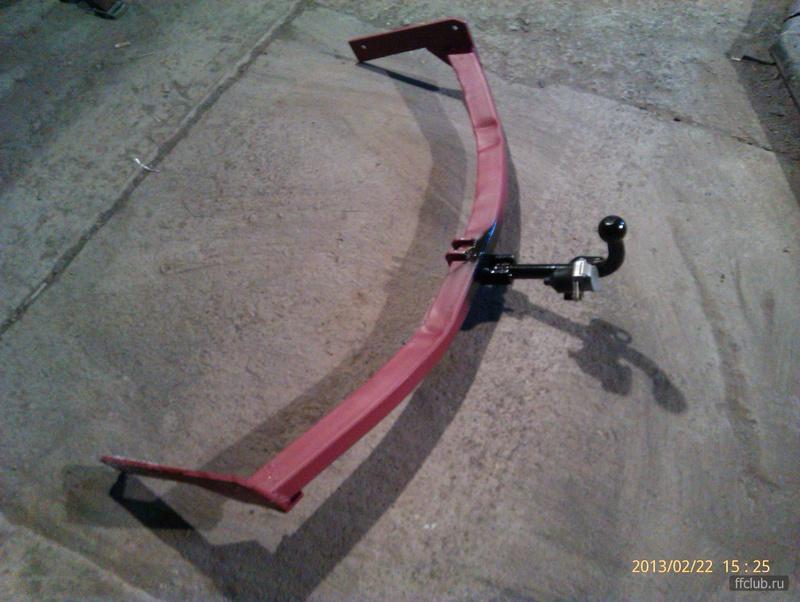 Фото № 2348 Согласовывающее устройство на прицеп к автомобилю форд фокус 2 2007г универсал