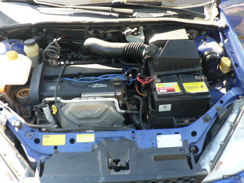 Форд фокус 1 в/в провода zetec 1 8 6 фотография