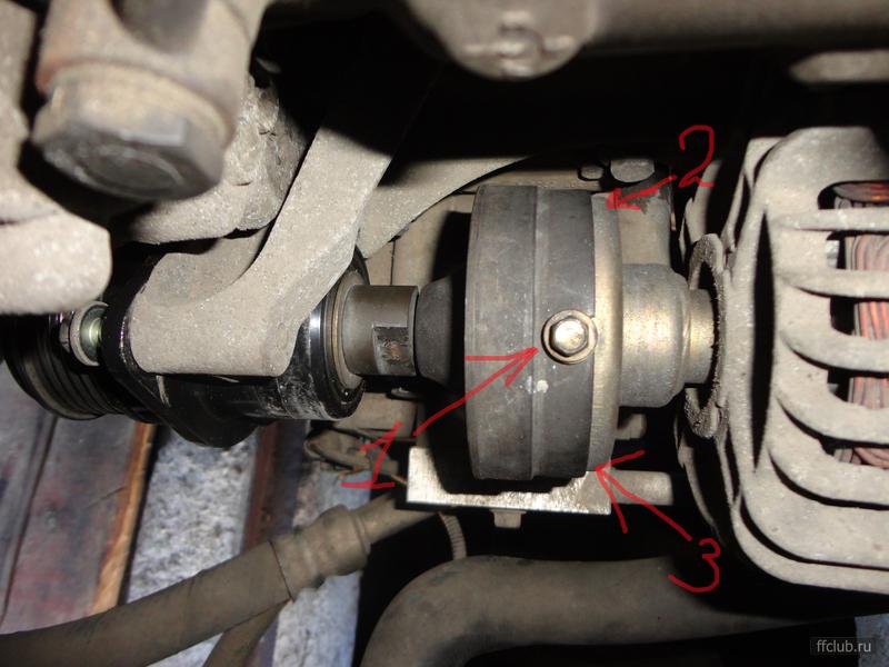 заклинила муфта генератора ford s-max tdci