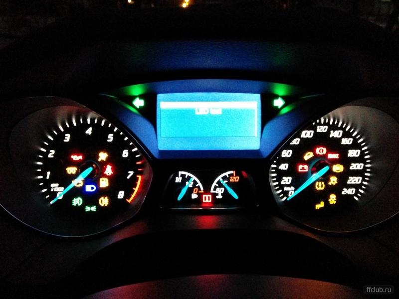 замена приборной панели ford kuga 2013