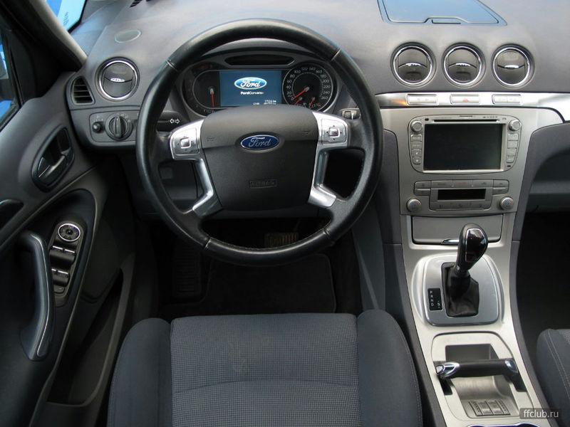 ford s-max какую навигационную систему поставить