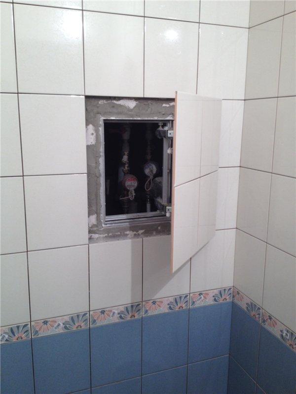 люк для ванной под плитку в иркутске