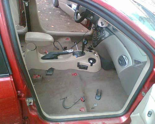 химчистка на дому салона авто Клин цены