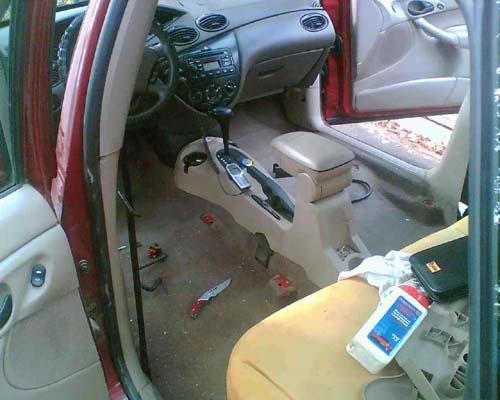 чистка на дому салона автомобиля Химки недорого