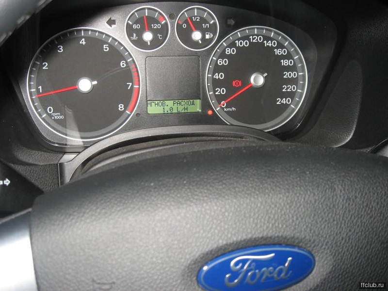 ford fusion почему увеличился расход бензина
