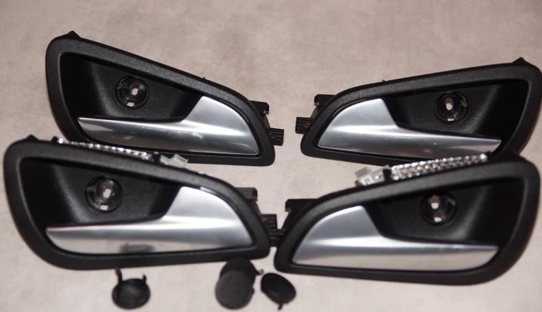 Снятие и замена наружной ручки двери Ford Focus 2 - Ремонт ...