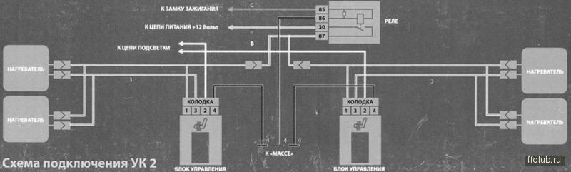 Фото 1,2,3,4,5 - полный комплект поставки УК2 со схемой подключения и размерами отдельных элементов.