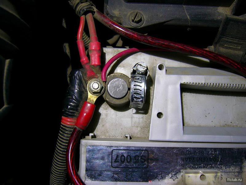 Коды ошибок Ford Focus 2 двигатель часть 2