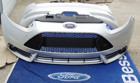 Форд Фокус Замена Юбки Бампера