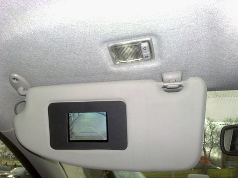 Монитор для камеры заднего вида своими руками 92