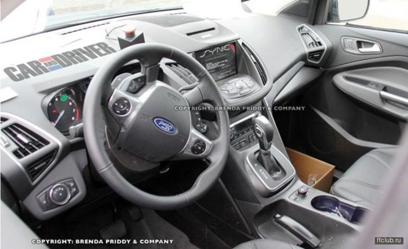 Форд куга фото салона