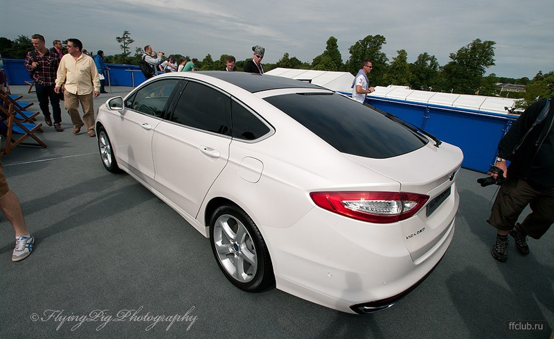 форум ford mondeo