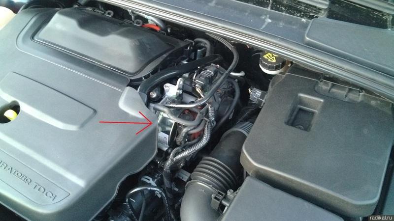 ford s-max 2007 гул справой стороны мотора