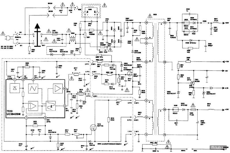 Схемы телефонов панасоник.